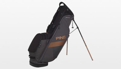 Graphite Black Canyon Copper Hoofer Lite Carry Bag