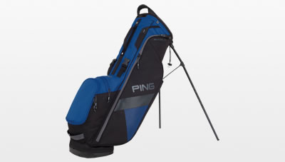 Blue Black Hoofer Lite Carry Bag