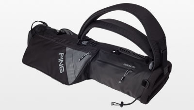 Black Moonlite carry bag