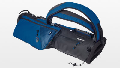 Blue Moonlite carry bag