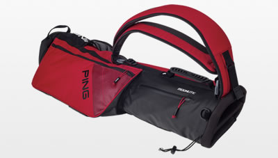 Red Moonlite carry bag