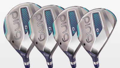 G Le fairway wood group shot