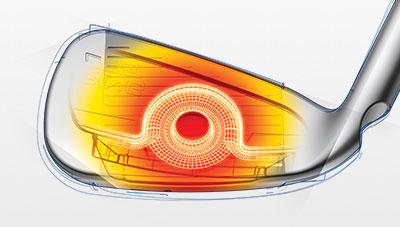 G Iron COR-Eye Technology Illustration