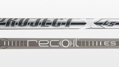 Project X LS and Recoil ES shafts