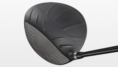 Crown and face of G812 Driver