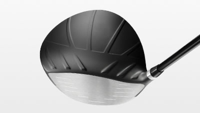 face and crown view of Prodi G driver