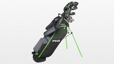 large Prodi G Junior set in bag