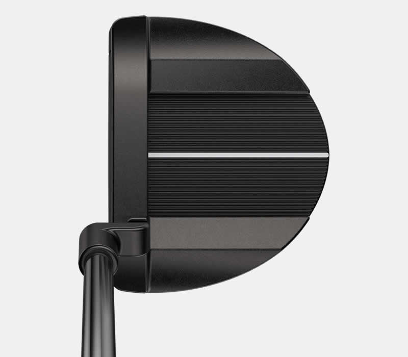 address view of PING 2021 Oslo H putter