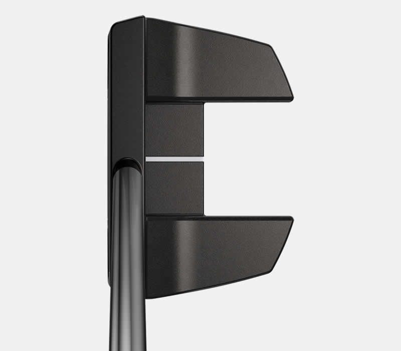 address view of PING 2021 Tyne C putter
