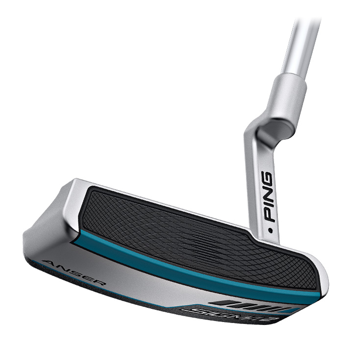 thumbnail of face view of Sigma 2 Platinum putter