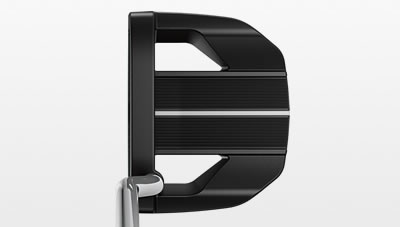 Address view of Sigma 2 Valor 400 putter