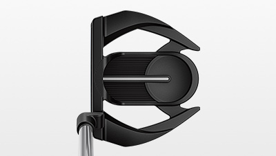 address view of Sigma 2 Wolverine H stealth putter