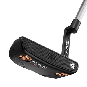 face view of Vault 2.0 B60 stealth putter