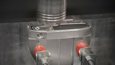 CNC Milling Face