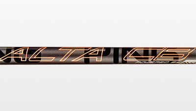 Alta CB shaft