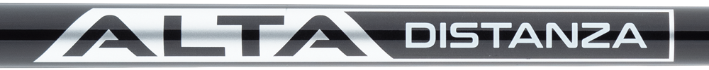 Alta Distanza Black 40 graphite shaft