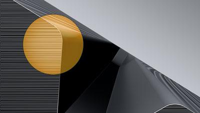 Glide 2.0 Stealth 58 degree wedge groove illustration