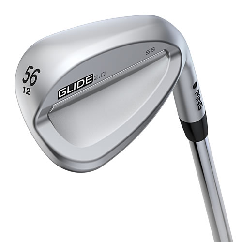 Glide 2.0 Wedge 56 SS Cavity View