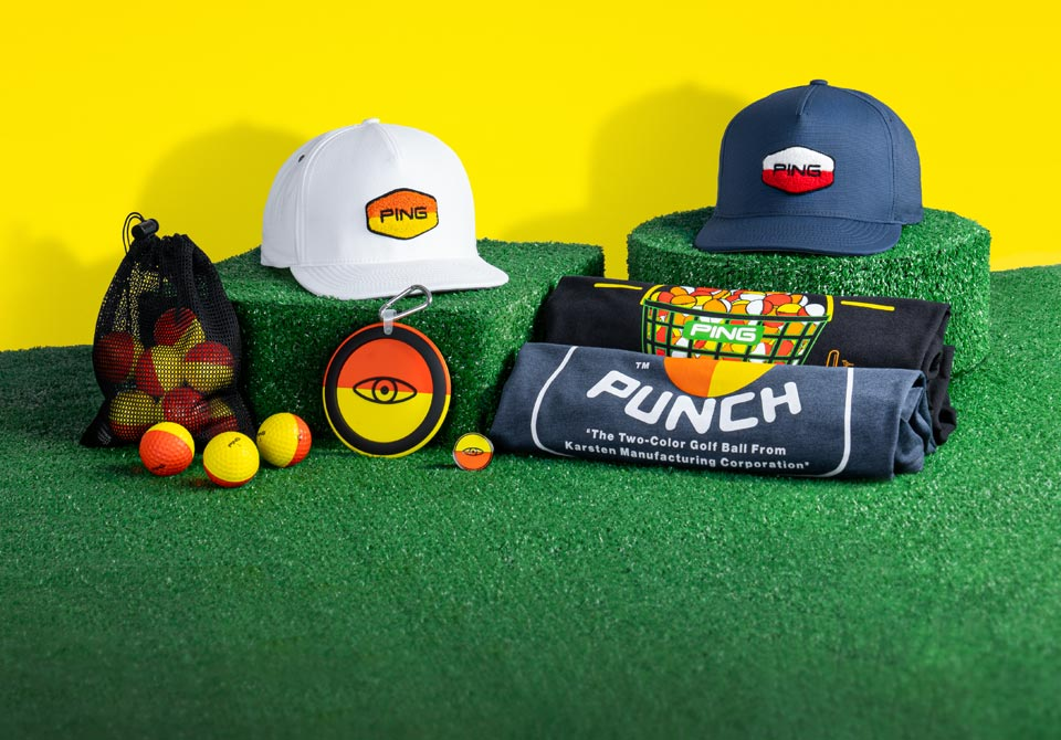 Image of PING Punch Collection