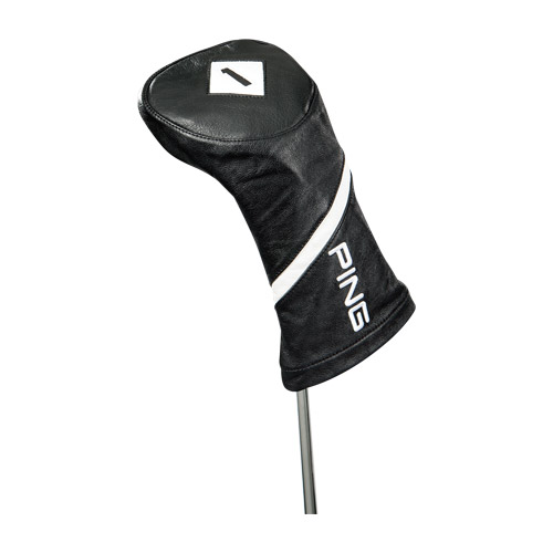 Image of Leather Driver Headcover