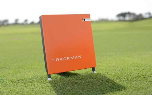 Trackman launch monitor