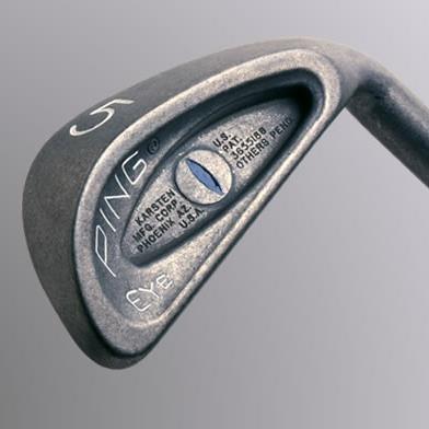 Cavity view of 1978 Eye Iron