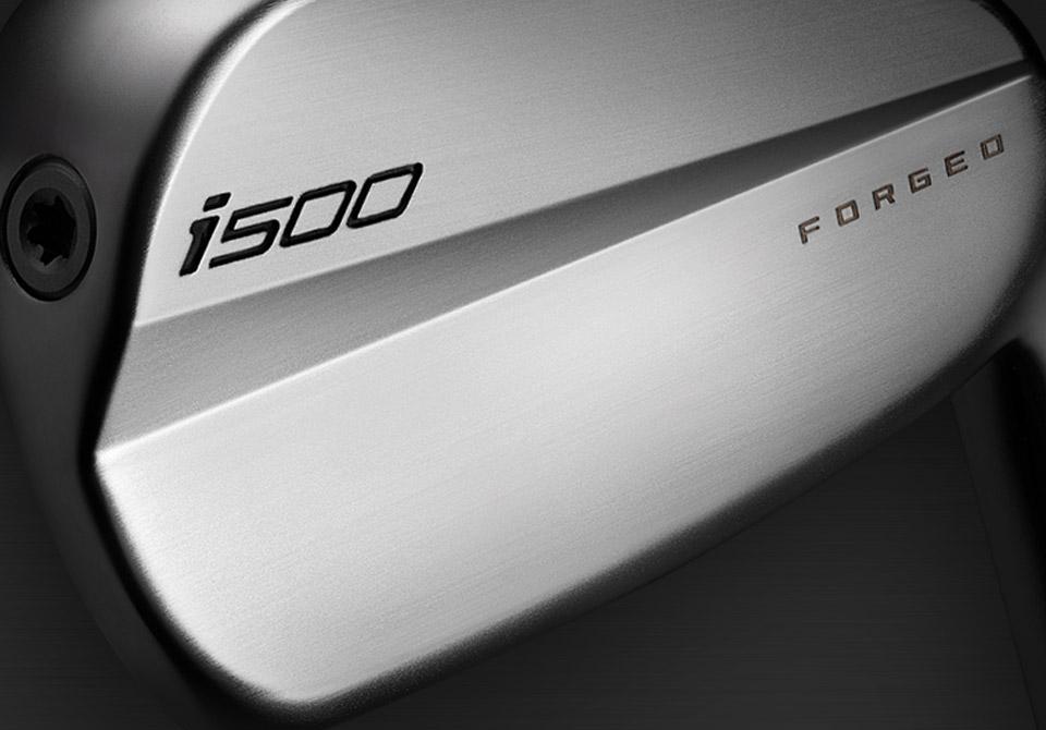 closeup of i500 iron cavity