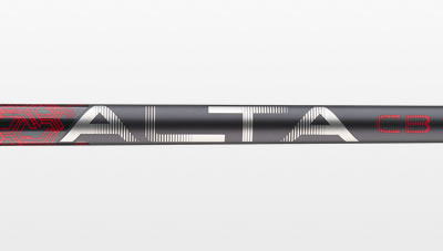 Alta CB Red shaft