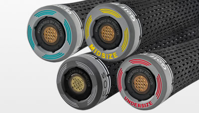 Arccos color-coded grips