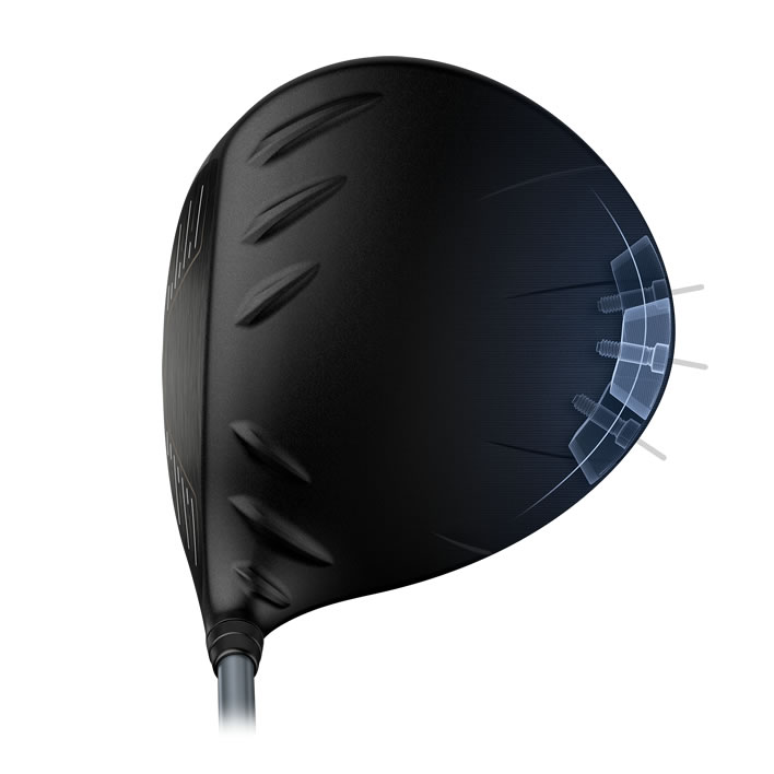thumbnail of G425 driver illustration showing weighting