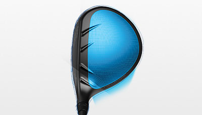 G Fairway Thin Crown Illustration
