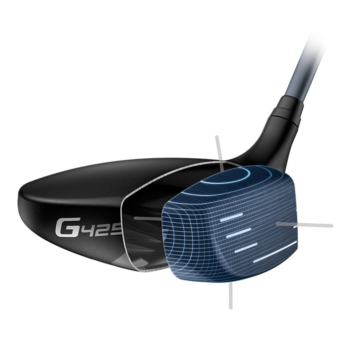 thumbnail of G425 fairway facewrap illustration