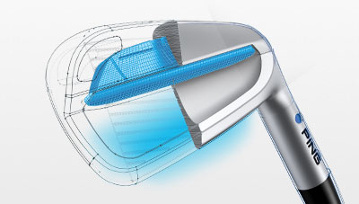 iBlade Iron Cutaway Tech Illustration