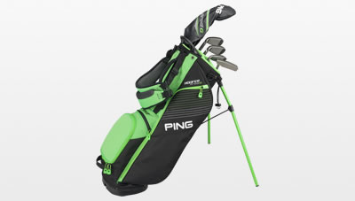 small Prodi G Junior set in bag