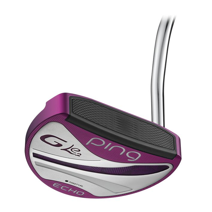 thumbnail of face view of G Le2 Echo putter