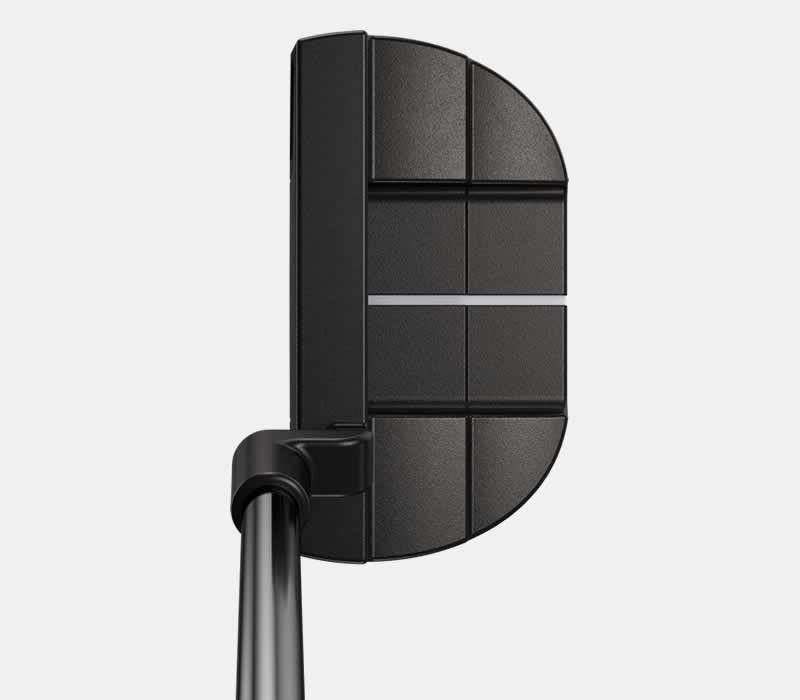 address view of PING 2021 DS 72 putter