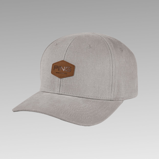 Fairway Cap Grey