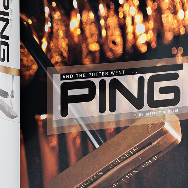 click to read about the new PING book