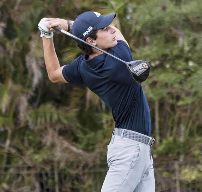 click to read story about Joaquin Neimann joining PING professional staff