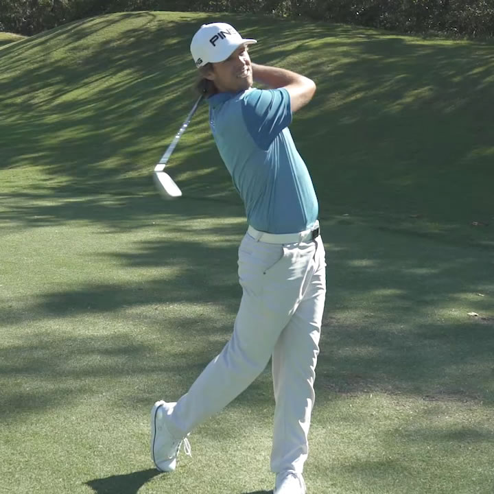 click to view PING pros test G400 crossover video