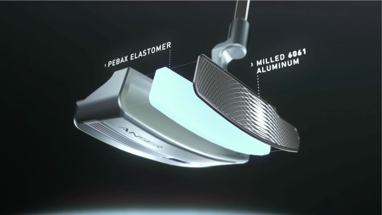 click to view Sigma G Putter Technology video