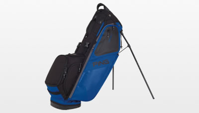 Blue Black Hoofer 14 Carry Bag