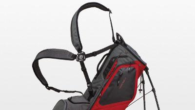 Hoofer 14 Carry Bag straps
