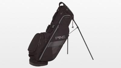 Black Hoofer Lite Carry Bag