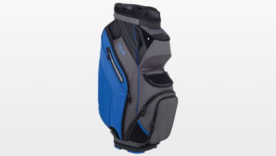 Graphite Blue Pioneer cart bag