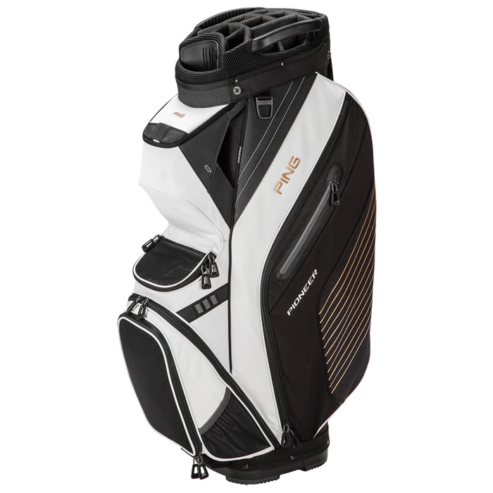 Thumbnail Of Right Side View Pioneer Cart Bag