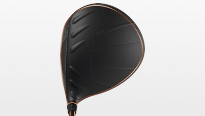 G400 max driver address illustration showing difference in size compared to standard G400 driver