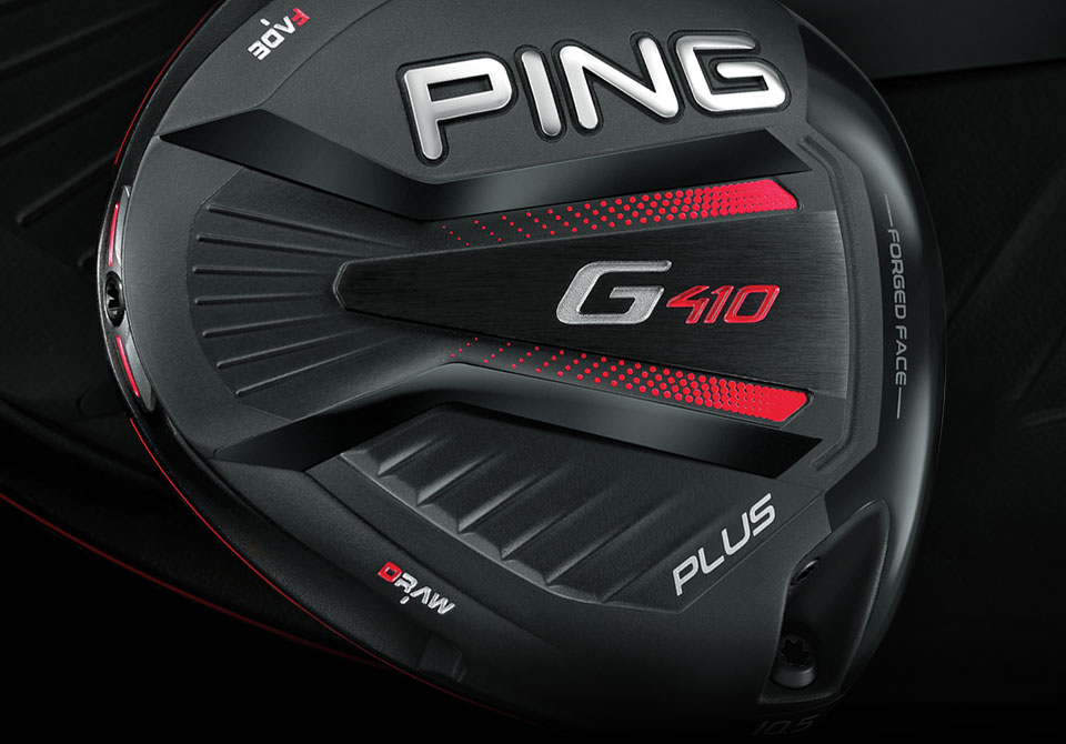 sole view of G410 Plus Driver