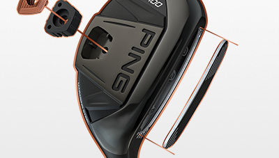 G400 Hybrid Maraging Steel Face