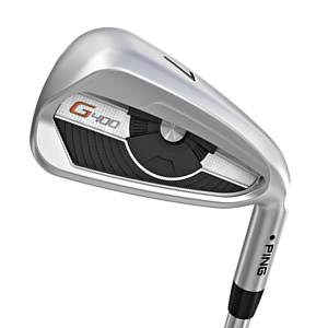 G400 Iron Cavity View